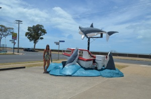 Hervey Bay - Shark Museum