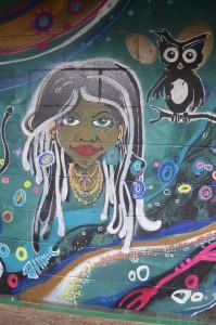 Kuranda street art