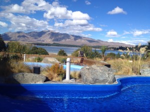 Tekapo hot springs