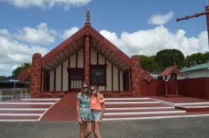 Rotorua met Kerry